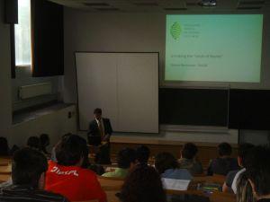 Steven Borncamp - CVUT Lecture