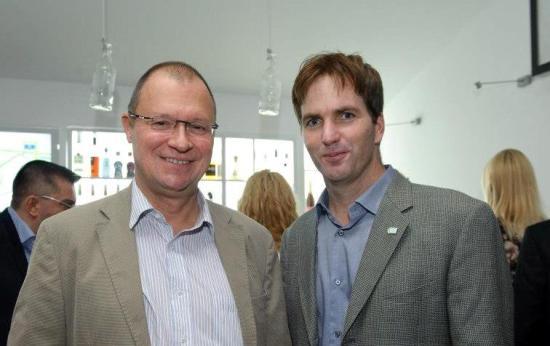 Paul L and Steve B